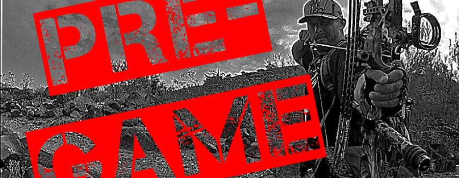 """FILM:  ZAC GRIFFITH'S PRE-GAME:  """"2012 Archery Season Warm-Up"""""""