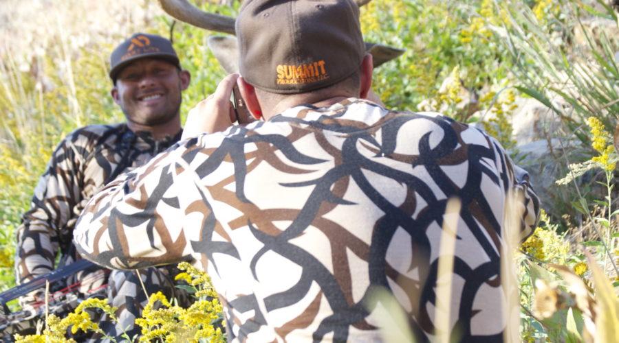 "FILM:  ZAC GRIFFITH'S UTAH ARCHERY MULE DEER HUNT:  ""Archers Educated:  Season 2"""