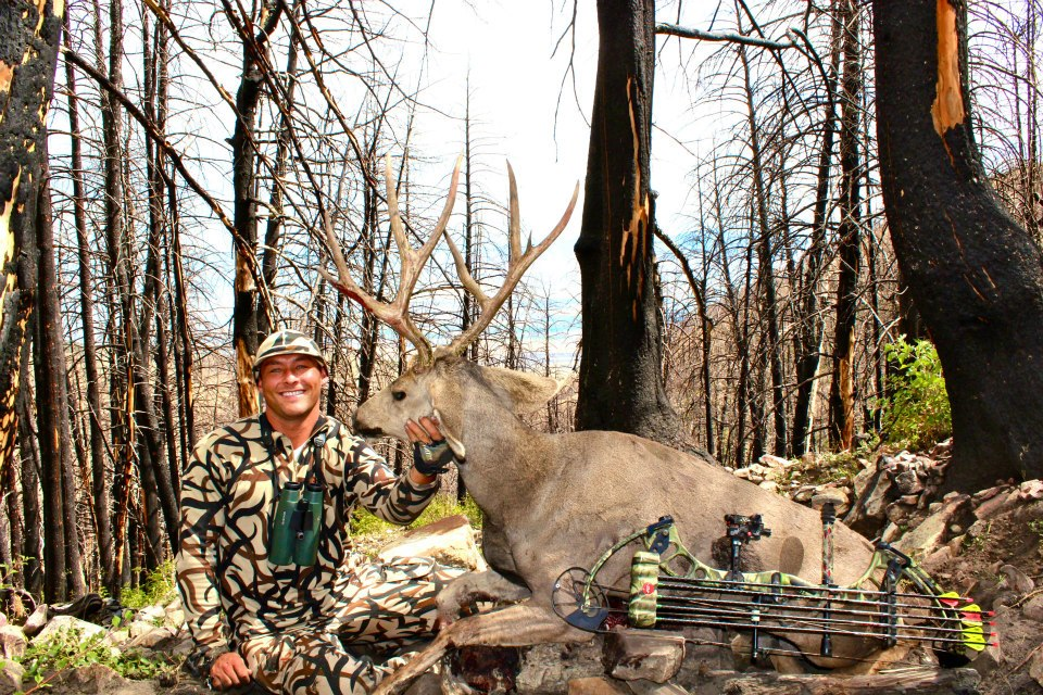 ZAC GRIFFITH UTAH ARCHERY MULE DEER ARCHERS EDUCATED