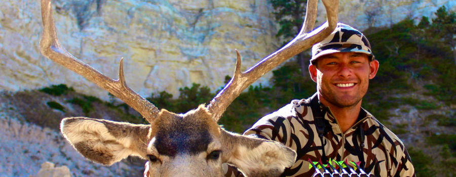"FILM:  ZAC GRIFFITH'S SOUTH DAKOTA ARCHERY MULE DEER HUNT:  ""The Monarch"