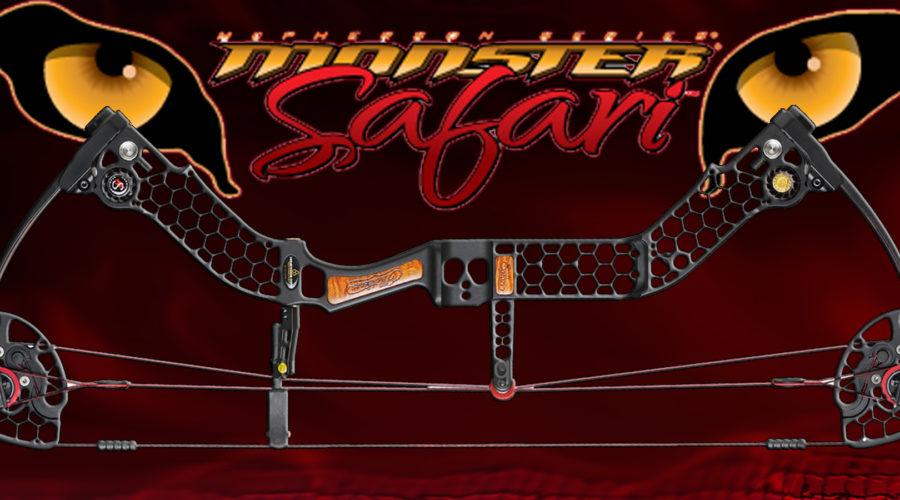 MATHEWS MONSTER SAFARI
