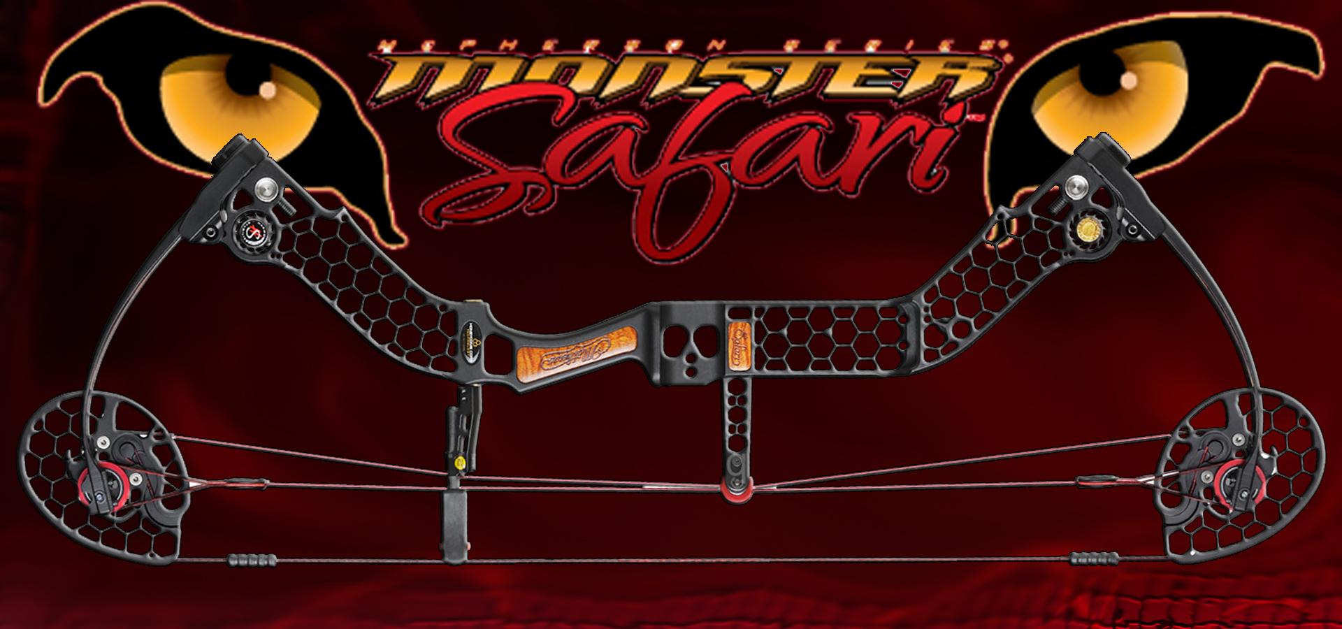 ZAC GRIFFITH MATHEWS MONSTER SAFARI