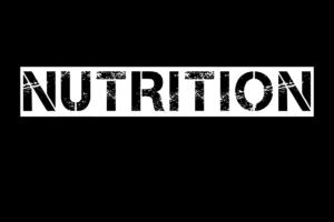 ZAC GRIFFITH NUTRITION BASICS