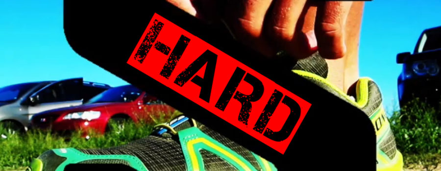 HIKE CARDIO: HARD
