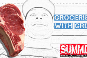 "ZAC GRIFFITH ""GROCERIES WITH GRIZZ"""