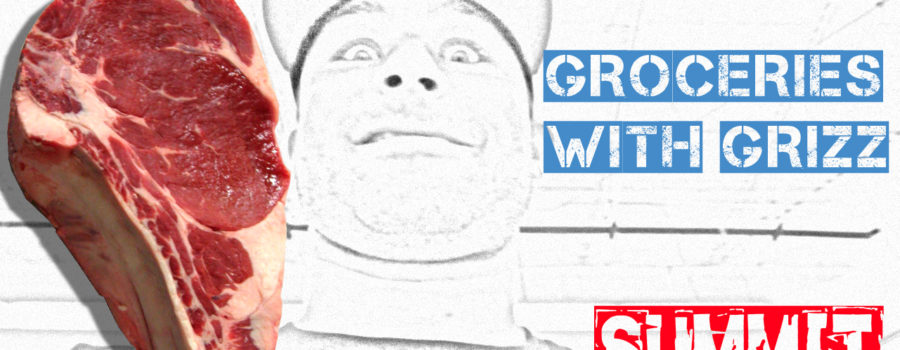 """ZAC GRIFFITH """"GROCERIES WITH GRIZZ"""""""