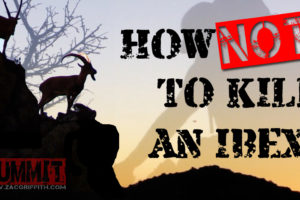 HUNTING IBEX IN THE FLORIDA MOUNTAINS