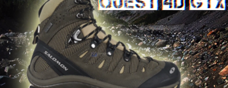 ZAC GRIFFITH SALOMON QUEST 4D GTX VIDEO REVIEW