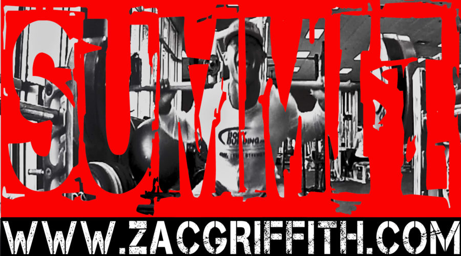 ZAC GRIFFITH LEG WORKOUT: ROUND 2