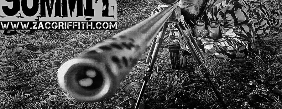 ZAC GRIFFITH WY ANTELOPE 600 YARD KILL SHOT!!!