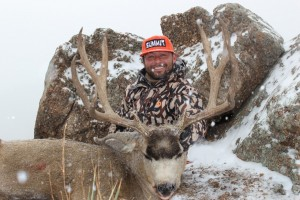 ZAC GRIFFITH COLORADO MULE DEER VIDEO
