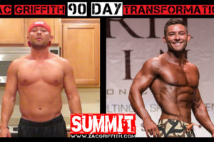 ZAC GRIFFITH 90 DAY TRANSFORMATION