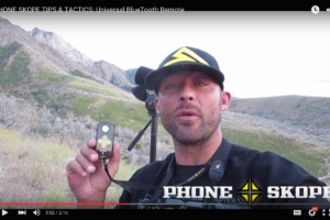 PHONE SKOPE TIPS & TACTICS: BlueTooth Shutter Remote