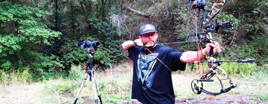 PHONE SKOPE TIPS & TACTICS: Use Your Phone Skope to Site in Your Bow