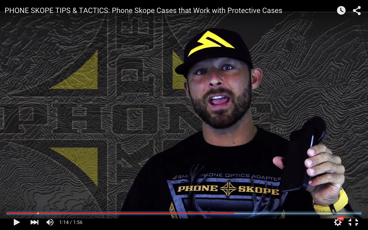 PHONE SKOPE TIPS & TACTICS: Phone Skope Cases that Work with Protective Cases