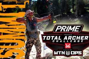 ZAC GRIFFITH 2015 TOTAL ARCHERY CHALLENGE: Snowbird, UT