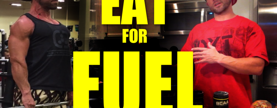 ZAC GRIFFITH EAT FOR FUEL