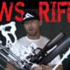 ZAC GRIFFITH BOWS Vs RIFLES:  WHICH IS BETTER?!?!?!