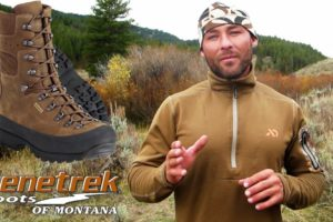 ZAC GRIFFITH KENETREK BOOTS REPAIR PROCESS