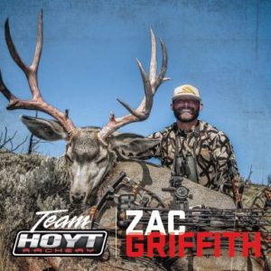 Zac Griffith HOYT Pro Staff