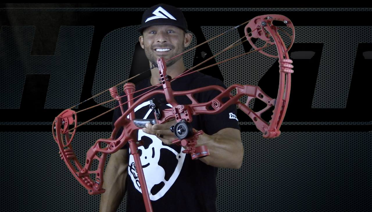 ZAC GRIFFITH HOYT CARBON DEFIANT