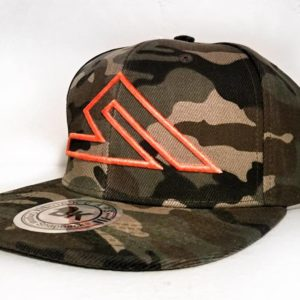 SUMMIT FLATYY CAMO ORANGE