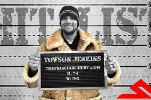 HITLIST: TOWSON JENKINS