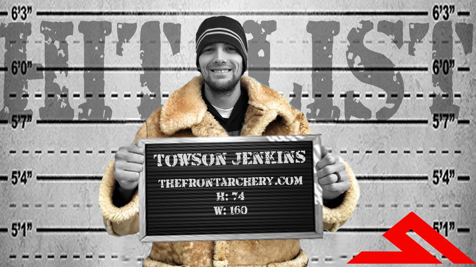 HITLIST TOWSON JENKINS