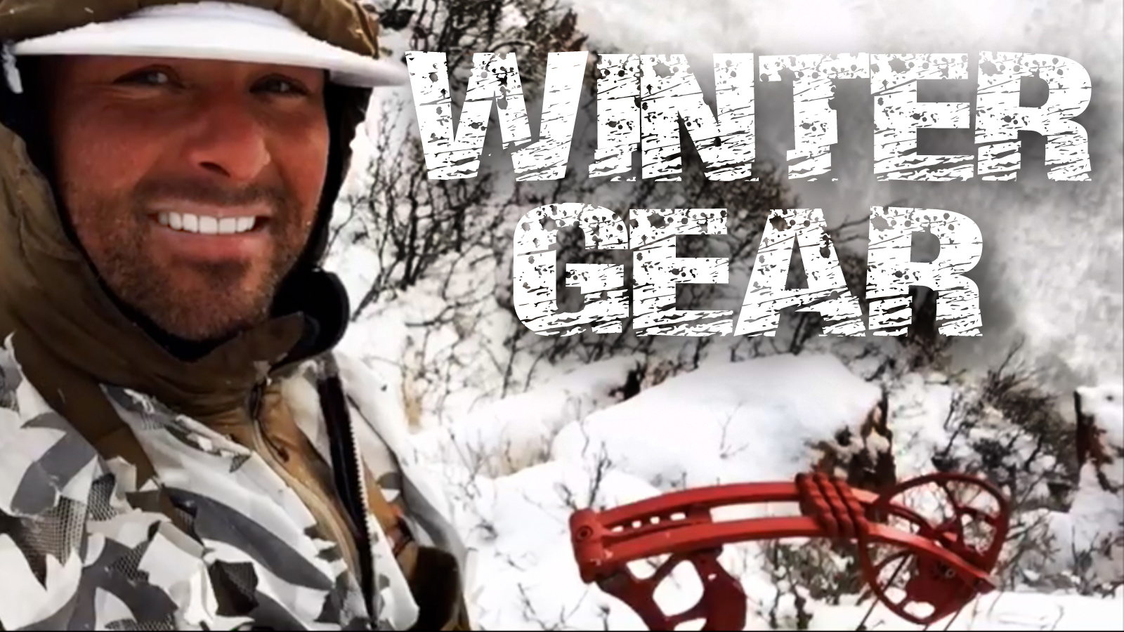 ZAC GRIFFITH WINTER BACKCOUNTRY GEAR