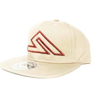 SUMMIT SNAP-BACK TAN/BROWN