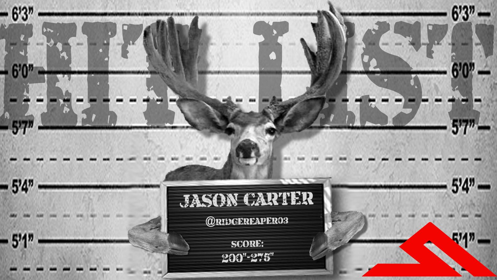 HITLIST JASON CARTER
