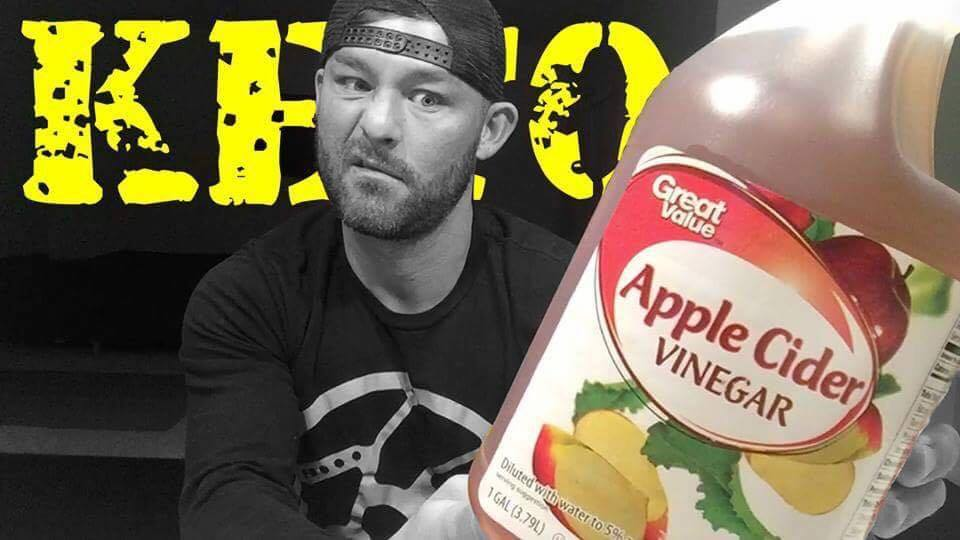 ZAC GRIFFITH APPLE CIDER VINEGAR