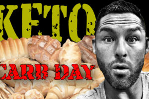 KETO CARB DAY?!?!?!