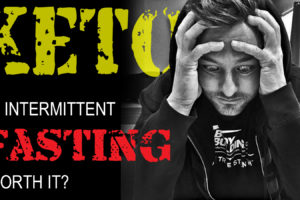 FASTING ON A KETO DIET?