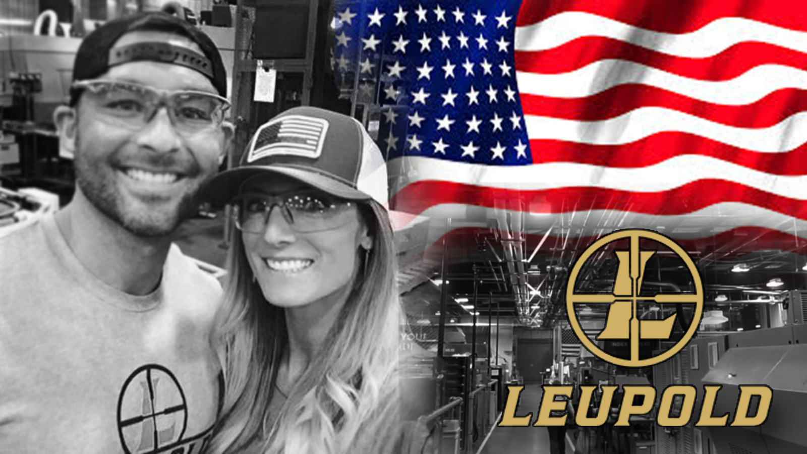 LEUPOLD OPTICS TOUR