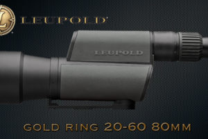 LEUPOLD GOLD RING 20-60 80MM REVIEW