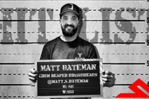 HITLIST: MATT BATEMAN