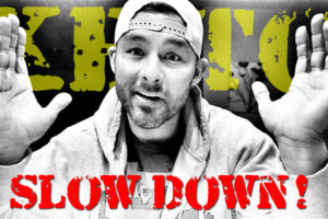 KETO ADVICE: SLOW DOWN!!!