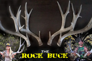 THE ROCK BUCK