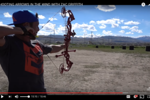 SHOOTING ARROWS IN THE WIND WITH ZAC GRIFFITH