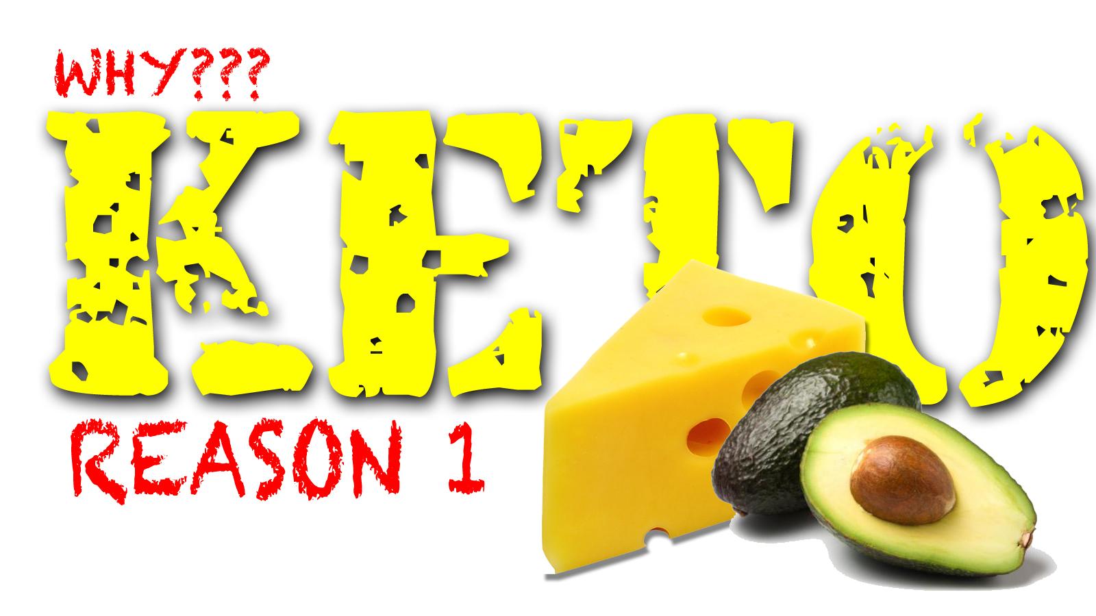 WHY KETO DIET REASON 1