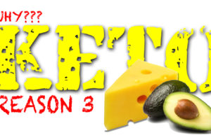 WHY KETO DIET?  REASON 2