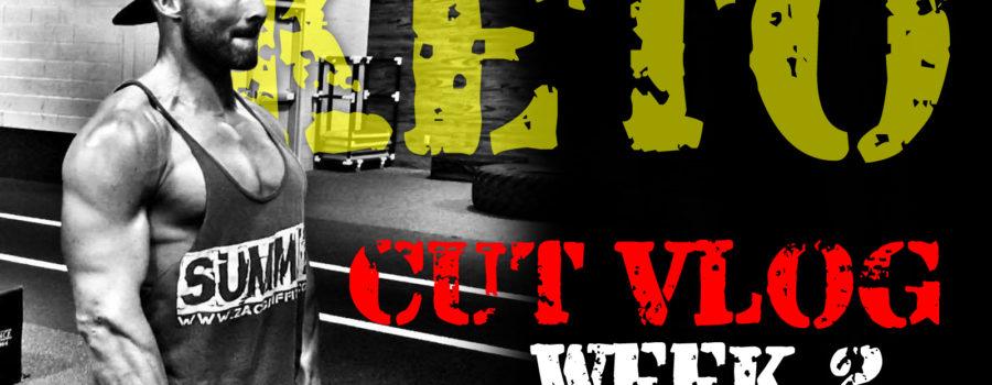 CUTTING WITH KETO: WEEK 2