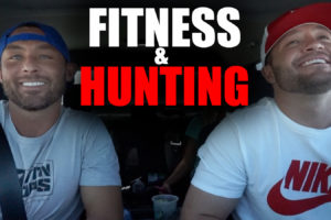 FITNESS AND HUNTING /// WITH RYAN CARTER