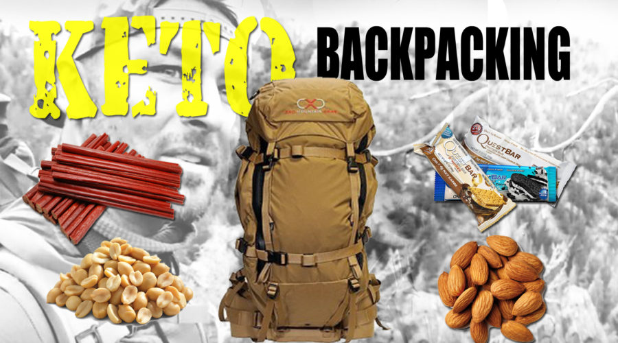 KETO AND BACKPACKING /// WHAT TO EAT