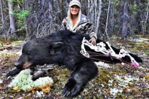 ALASKA BLACK BEAR ARCHERY HUNT