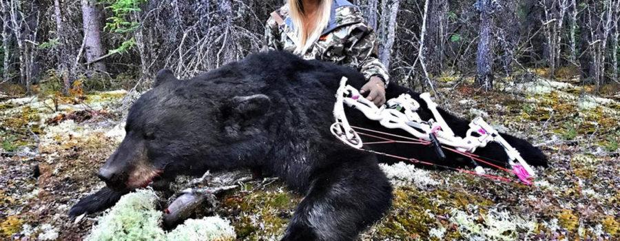 ALASKA BLACK BEAR ARCHERY HUNT