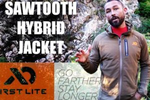 FIRST LITE SAWTOOTH HYBRID JACKET