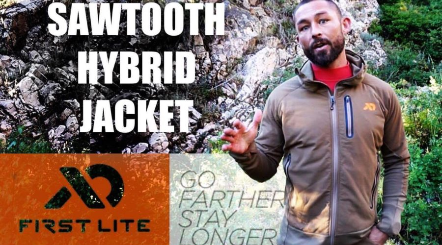 FIRST LITE SAWTOOTH HYBRID JACKET