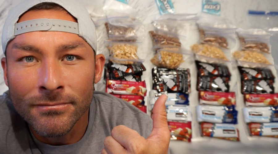 WHAT FOOD I PACK ON BACKCOUNTRY TRIPS